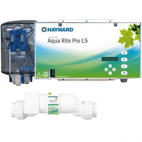 Zout-elektrolyse Hayward Aqua Rite Pro   Low Salt tot badinhoud 50 m³
