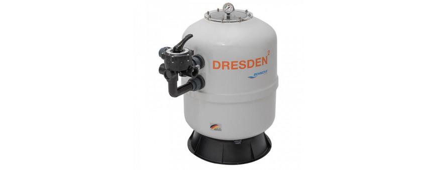 Behncke  zandfilter is een garantie van schoon water en lage operationele kosten.