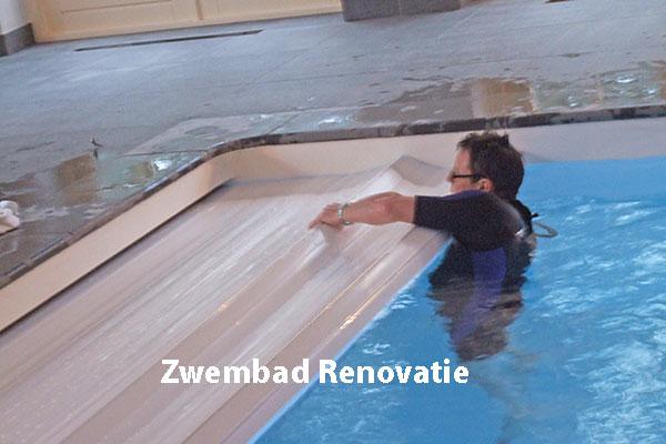 Zwembad renovatie